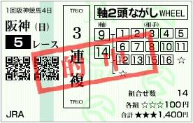 2009.03.08阪神5R万馬券.JPG