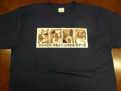 Tシャツ♪