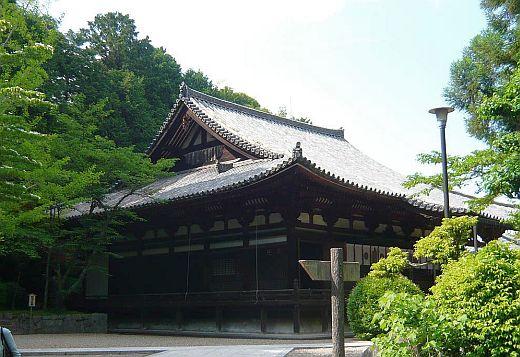 霊山寺本堂外観