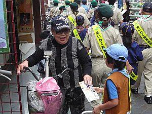 東成交通安全パレード2009-1