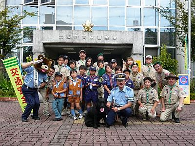 東成交通安全パレード2009-2
