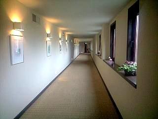 バイキング(廊下)