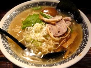 麺場浜虎(らーめん)