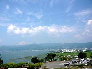 諏訪湖(景色3)