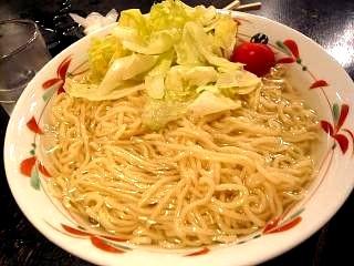 大喜(ひやしつけ麺)