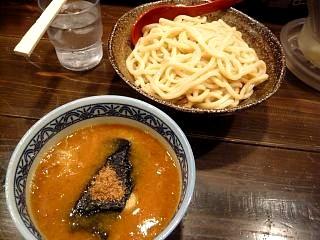 三田製麺所(辛つけ)