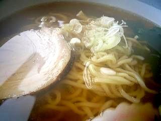 昼食(ラーメン2)