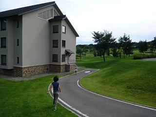 ホテル(散歩2)