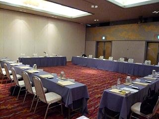 旅館(会議室)