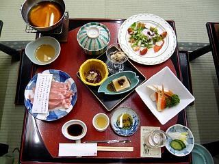旅館(宴会料理)