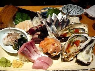 魚金(刺身)