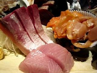 魚金(刺身その1)