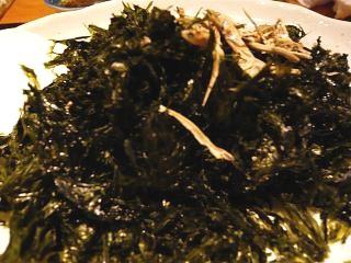 魚金(岩海苔)