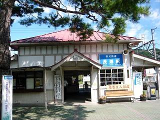 長瀞駅(外観)