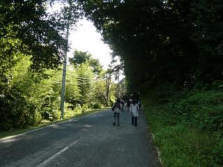 ロープーウェイへの道2