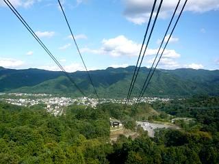 ロープーウェイ(景色2)