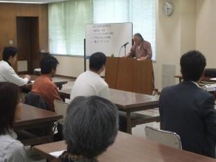 平成21年方針発表会