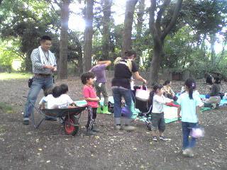 仲田の森で遊ぼ~3