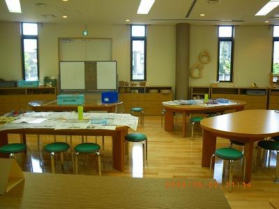 1階学習スペース