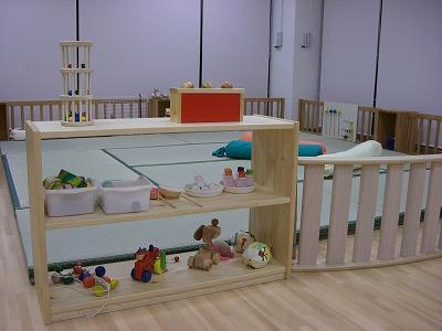 おもちゃは手づくりがいっぱい