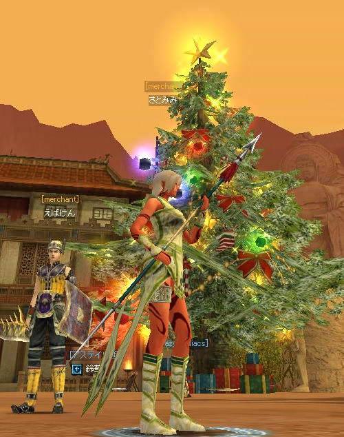 敦煌のクリスマス