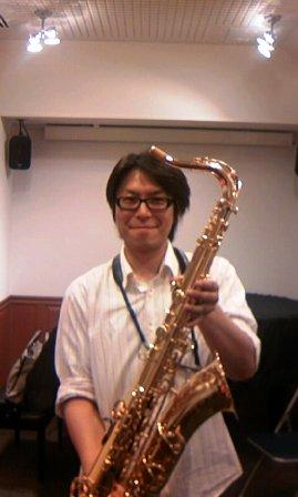 木田橋さんの楽器はこれだ!!