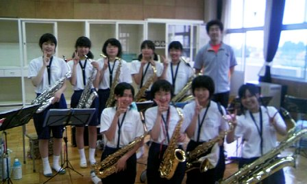 西那須野中学校