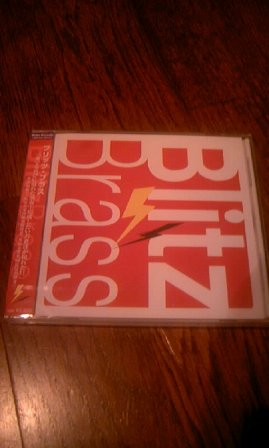 Blitz Brass CD