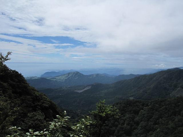 山の風景2