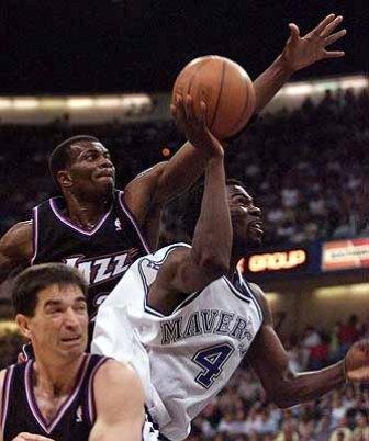 デービッドベンワー写真(NBA)