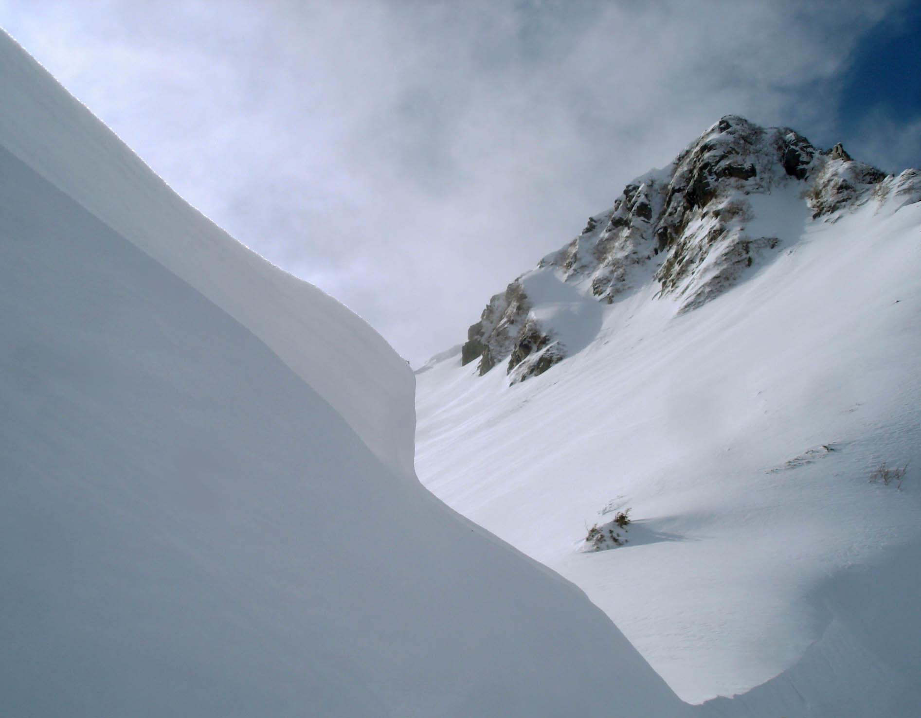 二重雪庇 DSC05526