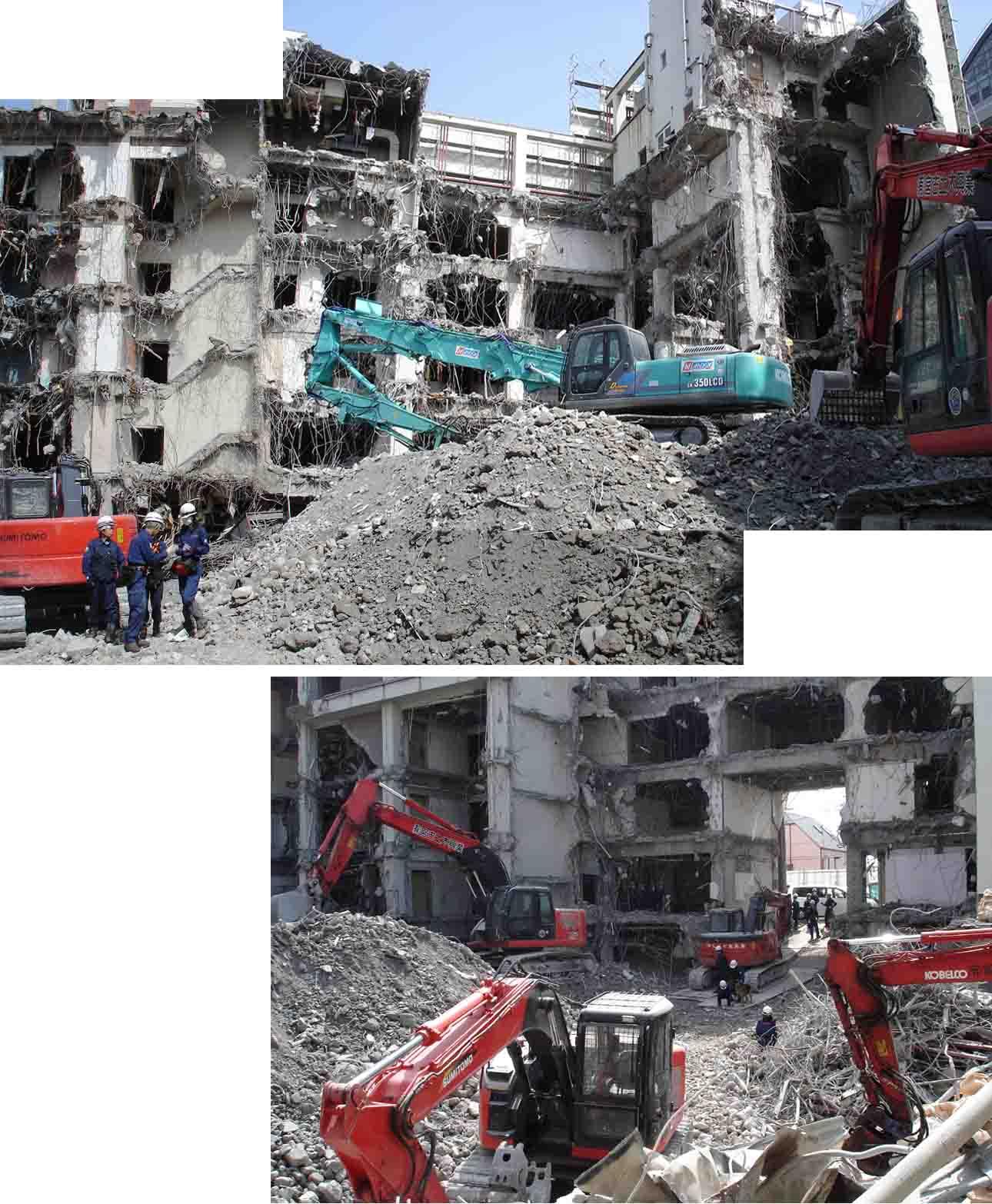 19日瓦礫全体像