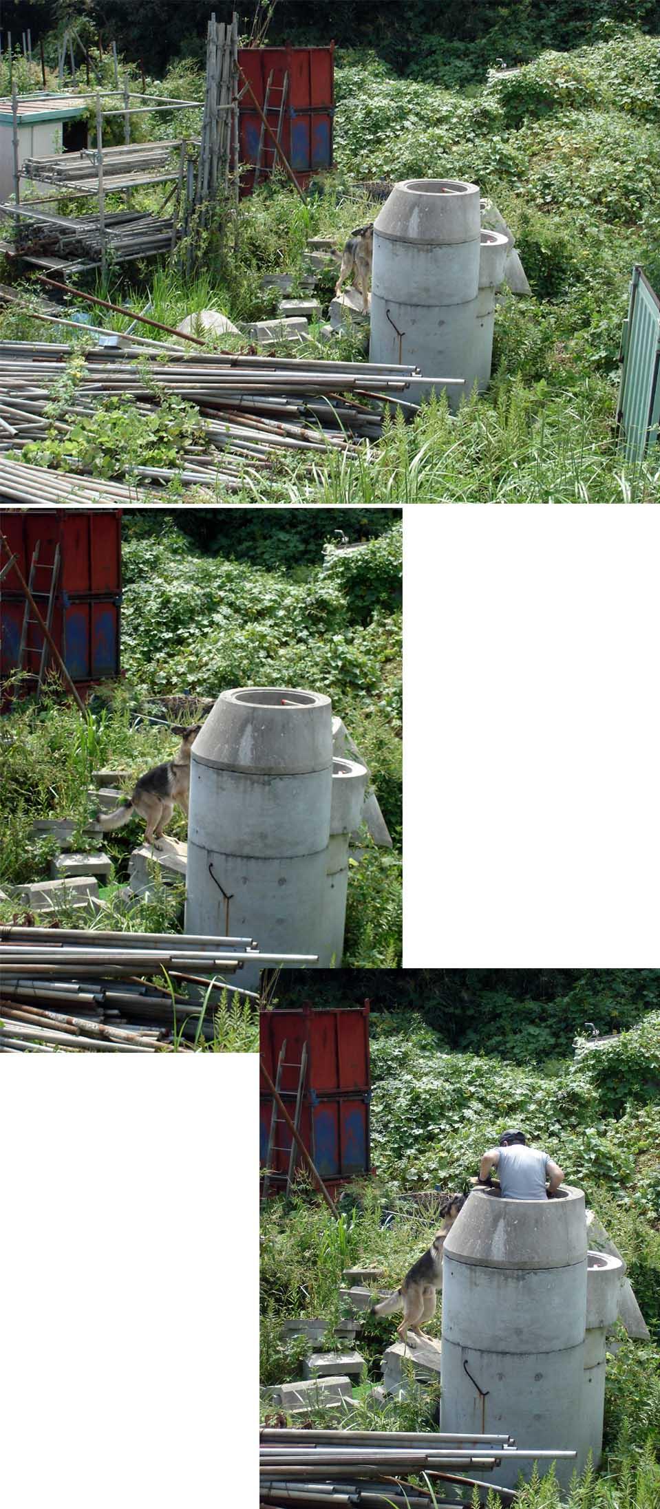 円筒柱捜索⑤(GS2)