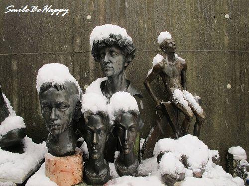 雪ファッションblog
