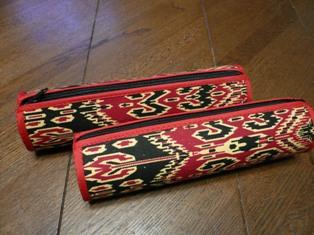 sarawak pencil case