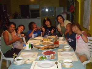 最後の晩餐!?
