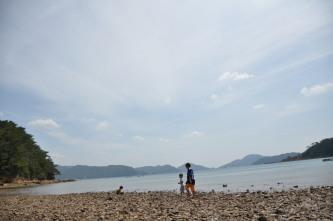 ビーチ遊び