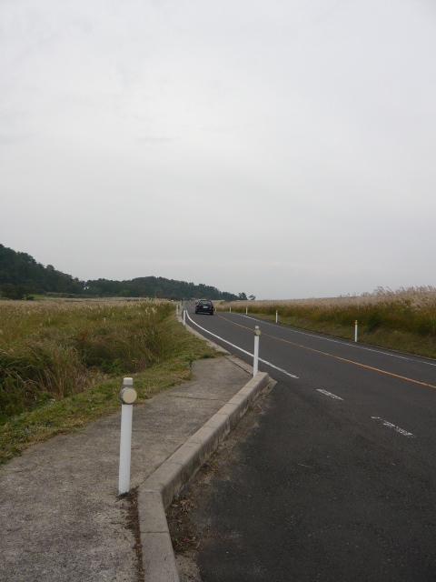 熊谷へ続く道
