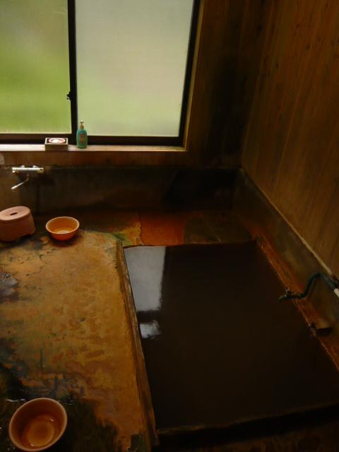 熊谷木の浴槽
