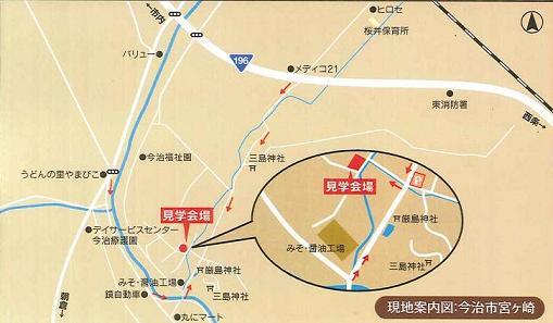宮ヶ崎地図