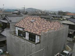 4号区 屋根