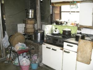 台所 ビフォアー
