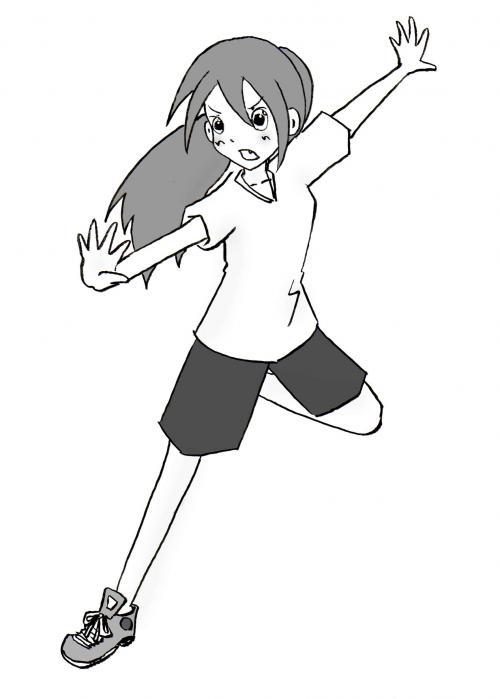 ちぇいやー オリキャラ 1