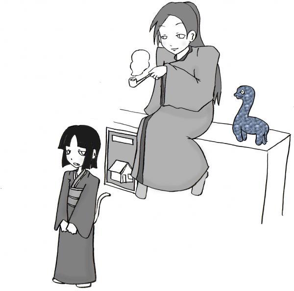 +妖怪幼女 1