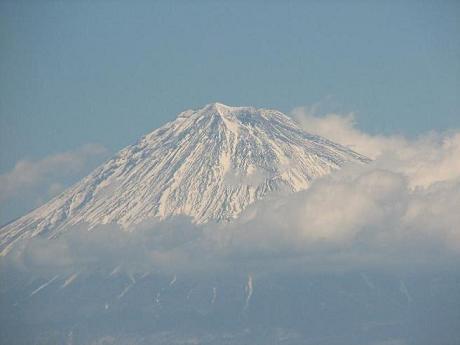 富士山ぴかぴか