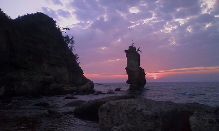 掛戸の松島