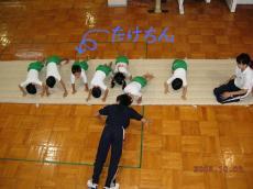 グリーンシティー体操教室①