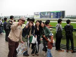 京都競馬場④