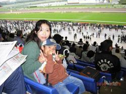 京都競馬場⑤