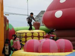 コマツふれあいフェスタ2008③